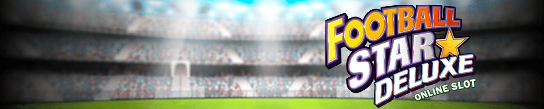 live betting på nettcasino - Football Star Deluxe